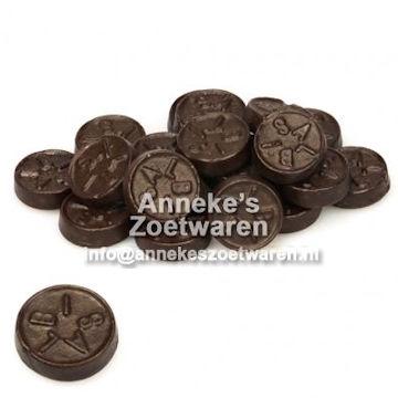 Bisal-Lakritz, Sehr Scharf  per 200 gram