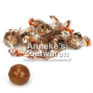 Kugel, Schwartz- Weiss, die Orginale, in Wickel  per 100 gram
