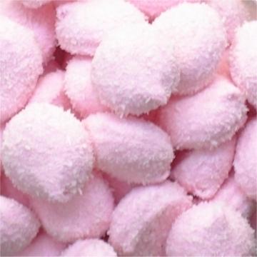 Kokosbollen, Roze  per stuk