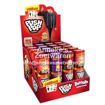 Push Pop Lolly 15 gr