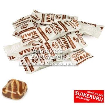 Vivil, Latte Macchiato suikervrij koffie smaak  per 100 gram