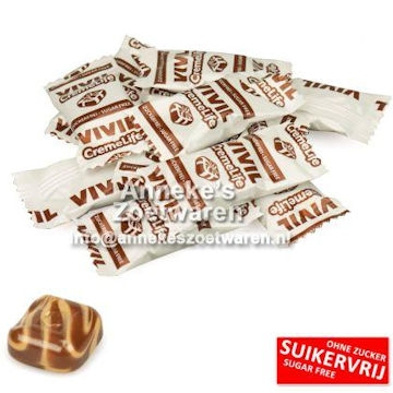 Vivil, Latte Macchiato ( Kaffee Geschmack ) Zuckerfrei