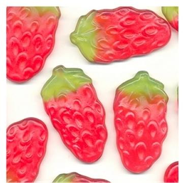 Riesen Erdbeeren  per stuk