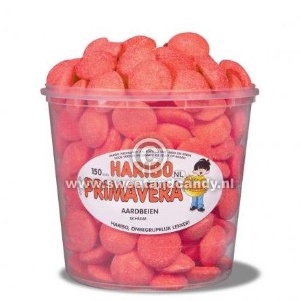 Primavera (Schaum) Erdbeer  per stuk