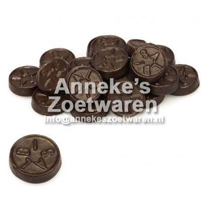 Bisal-Lakritz, Exta Scharf  per 200 gram