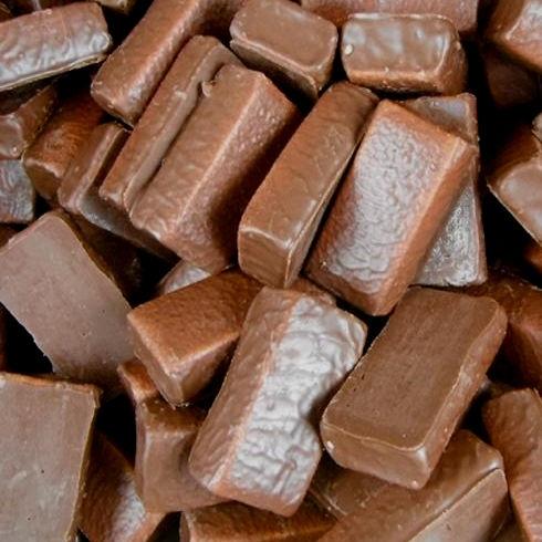 Chocoladespek, Carre Tempre  per 100 gram