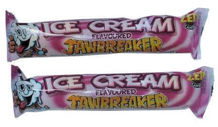 Jawbreaker 5-strip, Ice Cream Romig