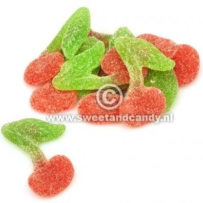 Kersen, Zure Kersen  per 100 gram