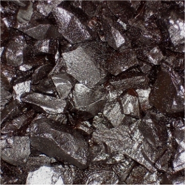 Reine Lakritz (die Echte) Stückchen (frantumata)  per 100 gram