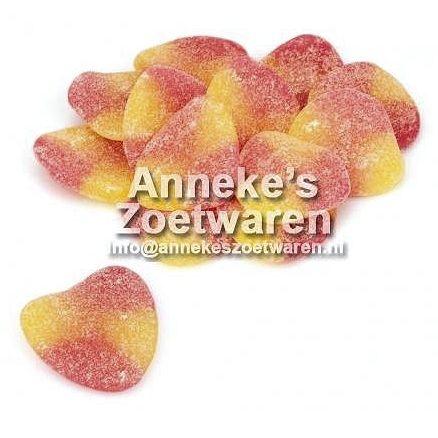 Pfirsichen  per 100 gram