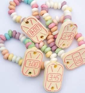 Bonbon Armbanduhr