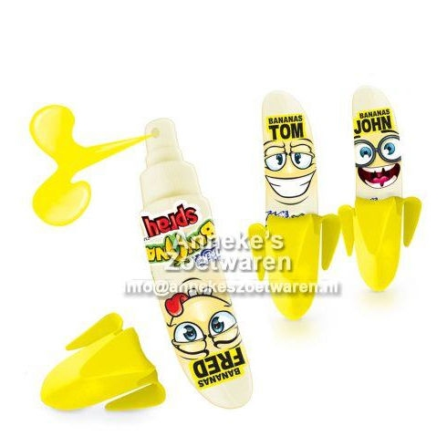 Spray, Bananas Spray 25ml