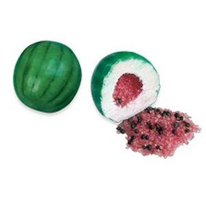 Watermeloen, groene kauwgum