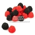 Berries, Frambozen en Bramen