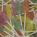 Likbits, Mini Zucker Lutscher mit Fruchtgeschmack
