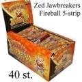 Jawbreaker 5-strip, Fireball heet (oranje)