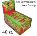 Jawbreaker, Sour, Sauer (Grün)