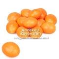 Oranje snoep